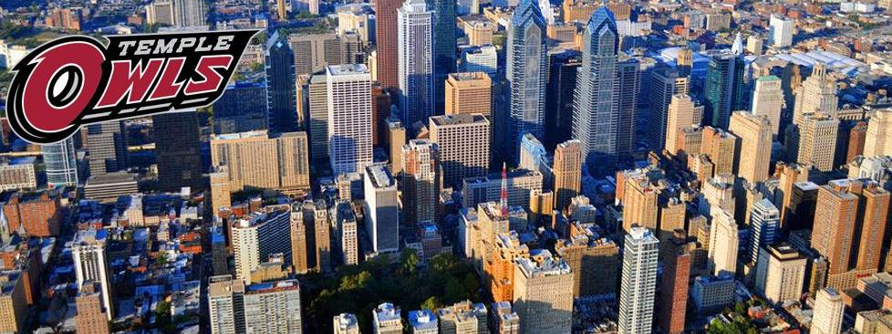 Aerial photo of Philadelphia